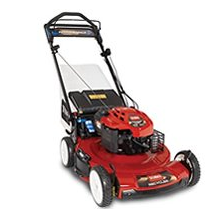 Toro self propelled personal pace lawn mower
